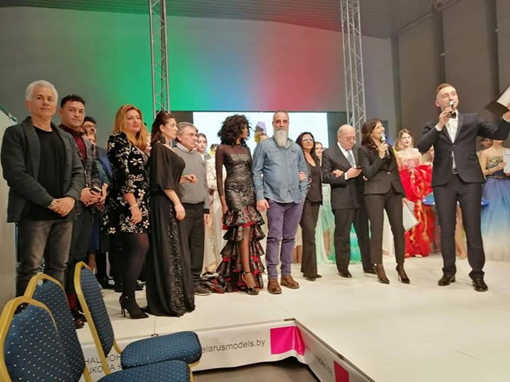 La MODA VESTE La PACE_Official Photos Event_Minsk 2019 #Africanfashiongate #LaModaVesteLaPace #AccademiaDellaModaMinsk #Belarusmodel.by #Formitalia